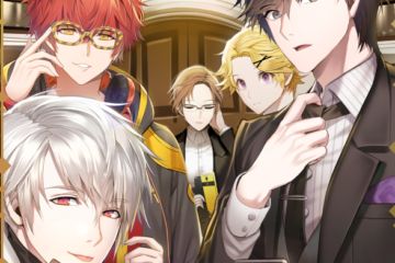 mystic messenger emails